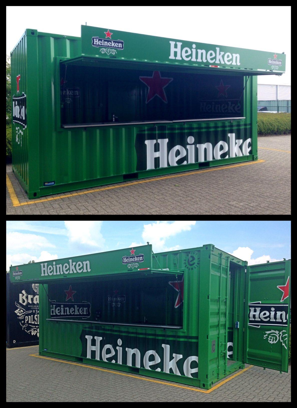 Verkoop container