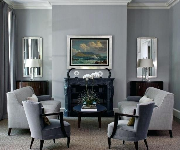 Graue Farbe Wohnzimmer Innenarchitektur 2018 Pinterest - farbe wohnzimmer ideen