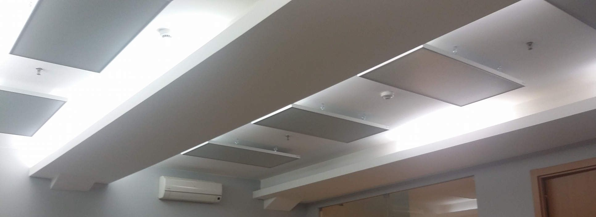 Glas Infrarotheizung Mit Led Beleuchtung Infrarotheizung Led Beleuchtung Beleuchtung