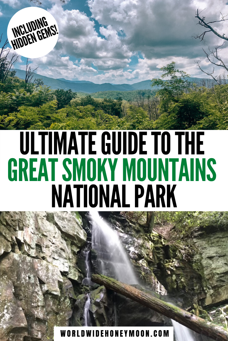 The Most Adventurous 3 Day Great Smoky Mountains Itinerary World Wide Honeymoon In 2020 National Parks Smoky Mountain National Park Travel Usa