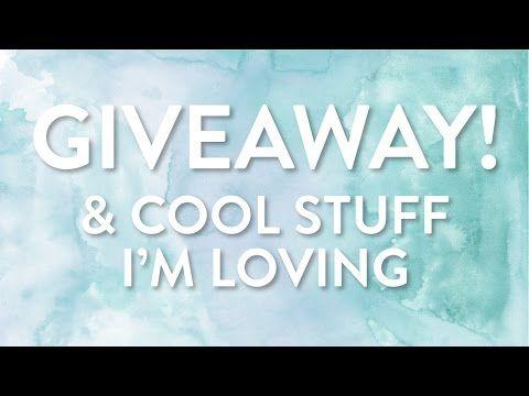 GIVEAWAY & Cool Stuff I'm Loving   kwernerdesign blog   Bloglovin'