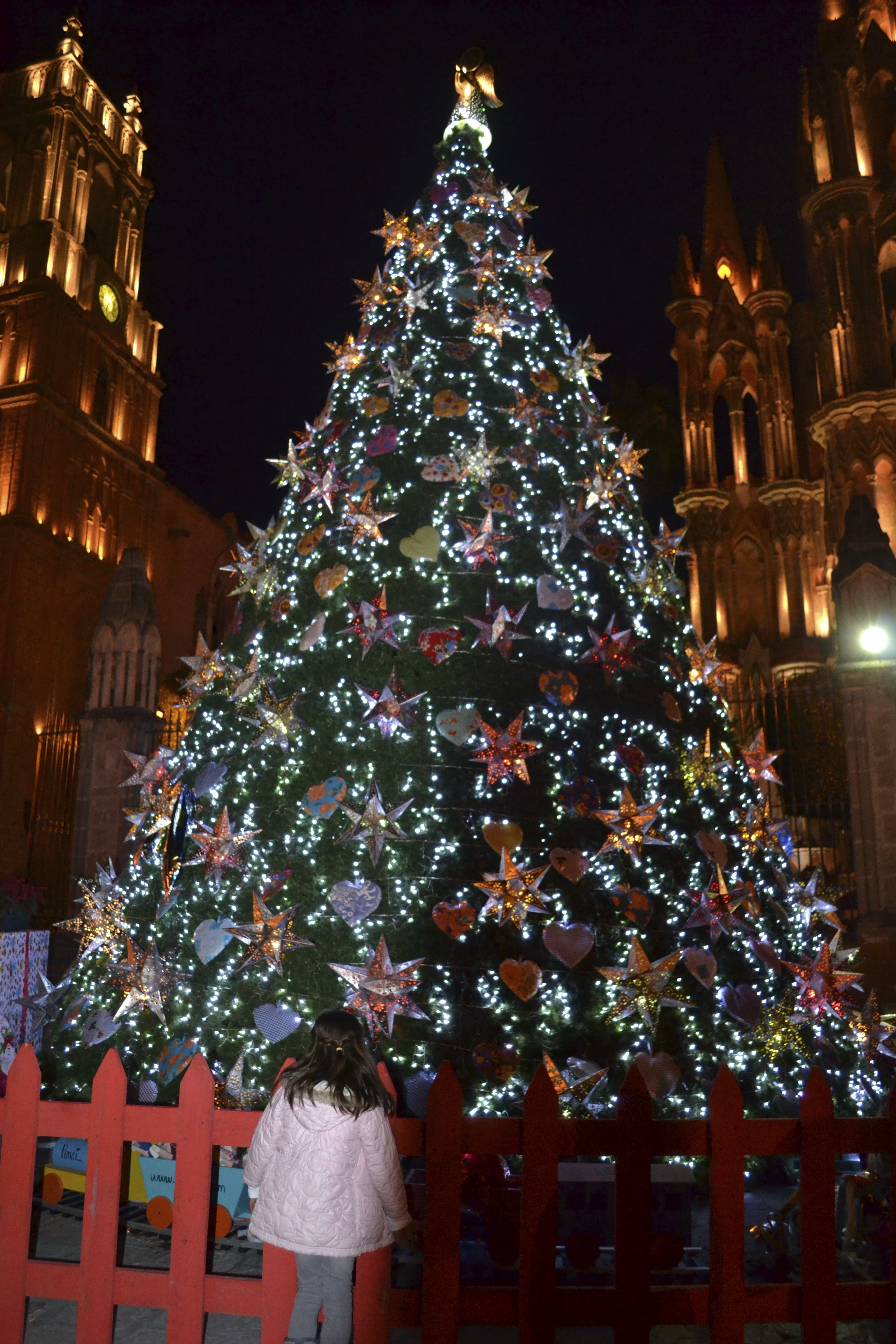 Christmas Vacation In Mexico.Christmas In Guanajuato Mexico Cuba Christmas