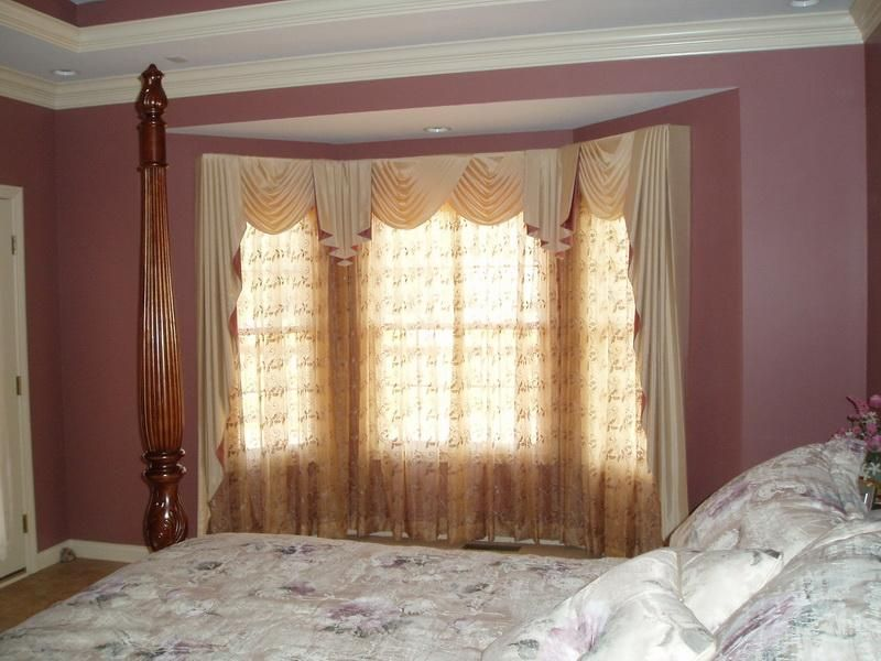 1000  images about Curtains on Pinterest   Bay window treatments  Curtain  ideas and Living room window treatments. 1000  images about Curtains on Pinterest   Bay window treatments