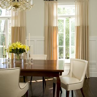 Latest From Houzz Tips From The Experts Dining Room Curtains