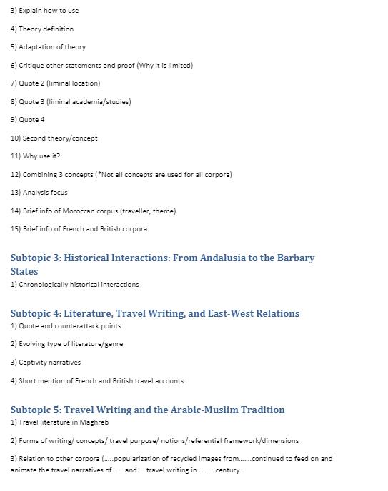 Kerangka Kajian Literatur Literature Review Template – Literature Review Template