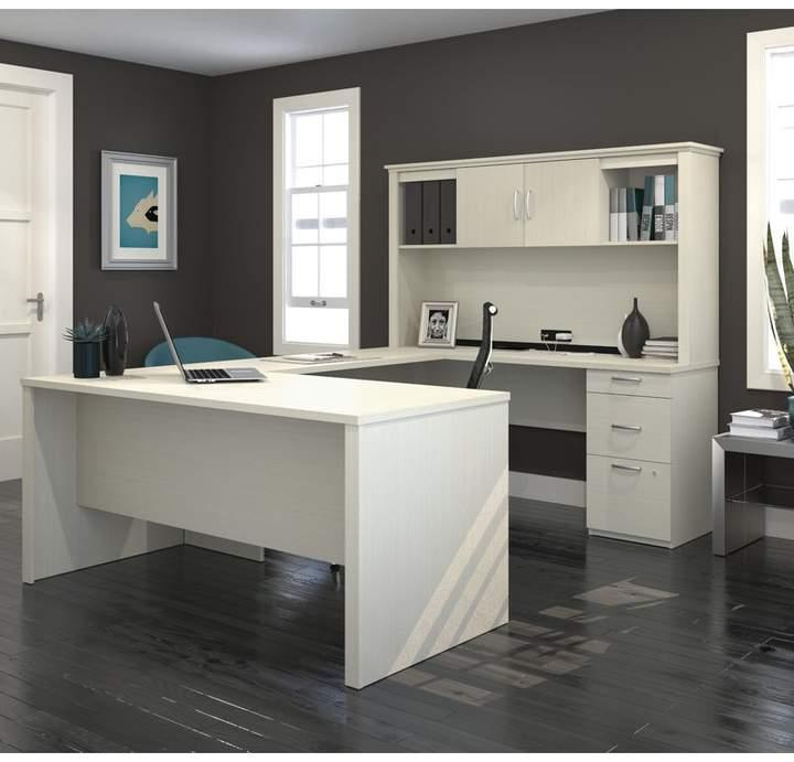 Pratyush Reversible U Shape Executive Desk Home Office Design