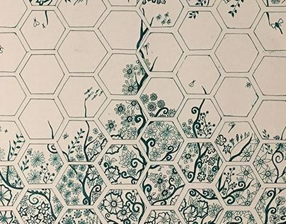"Check out new work on my @Behance portfolio: ""Hexa-boretum"" http://be.net/gallery/47743147/Hexa-boretum"