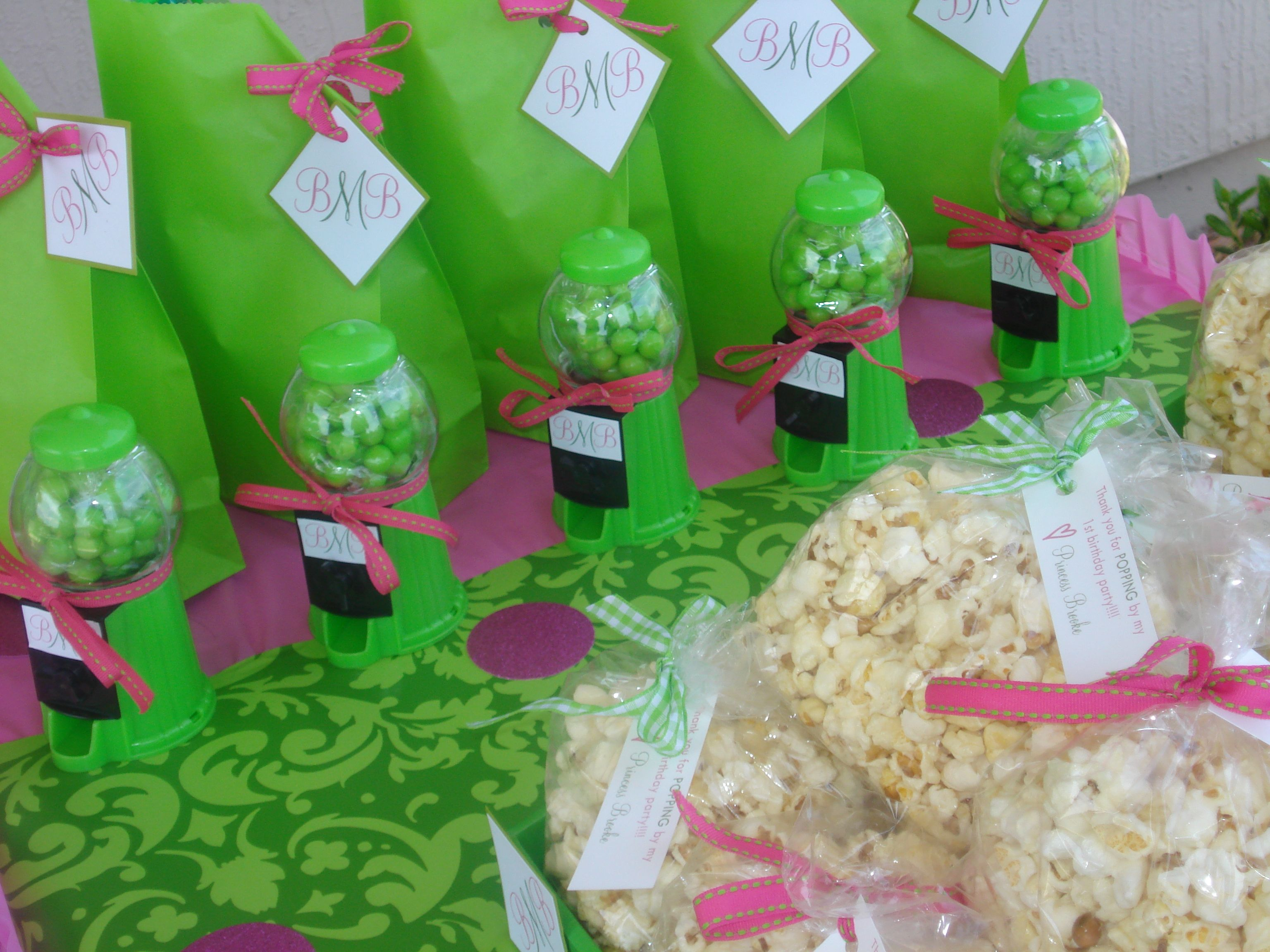 Princess The Frog Party Favors Www E Streetevents
