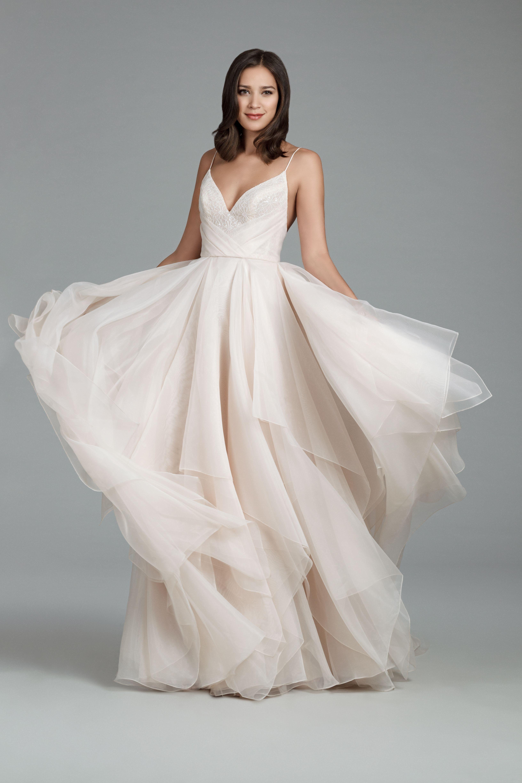 Tara Keely Bridal Gown Style 2805 Designed By Lazaro Rose