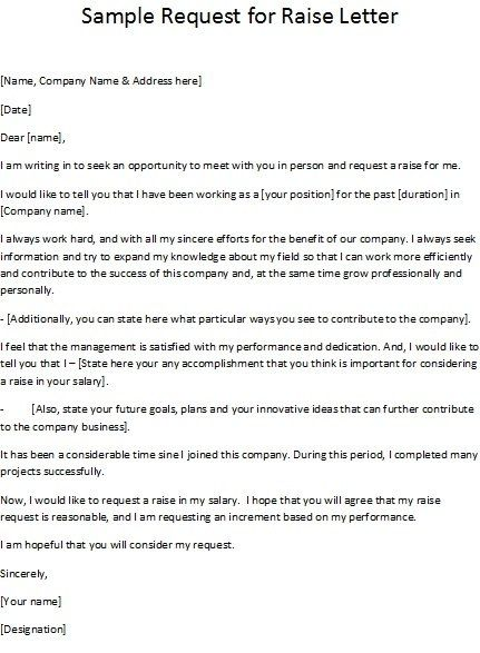 How To Write A Proposal Letter For A Raise  Best Opinion  Non