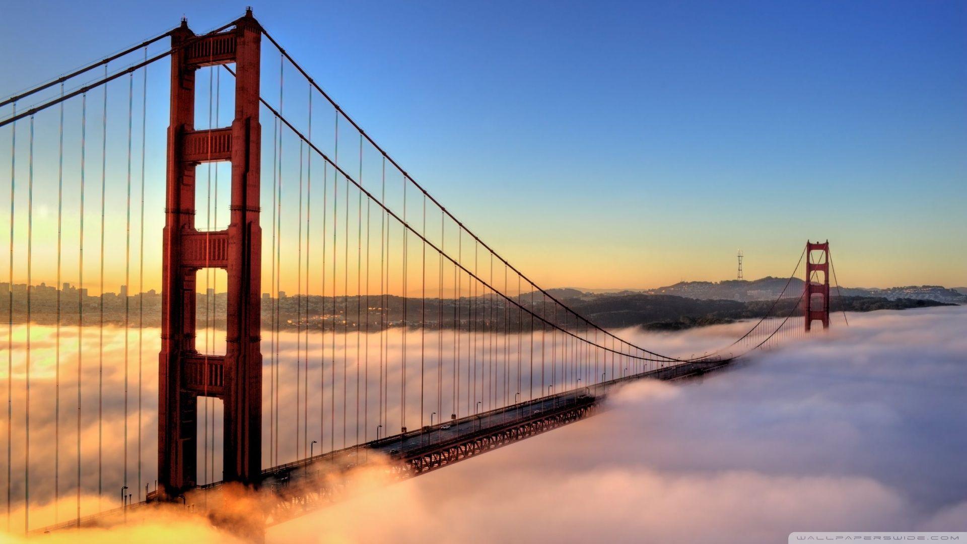 Bridge Golden Gate Bridge Wallpaper Golden Gate Bridge Bridge Wallpaper