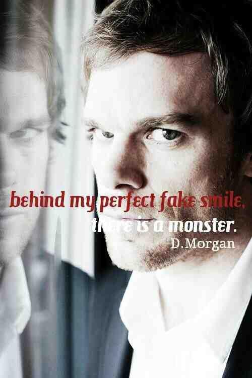 Dark Passenger Dexter Quotes Dexter Morgan Quotes Dexter Morgan