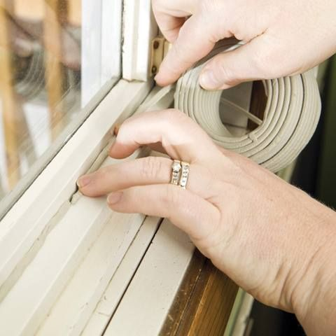 To Prepare For Colder Weather Ahead Check Weather Stripping And Caulk On Doors And Windows If The Old Weather S Home Maintenance Fall Maintenance Home Repair