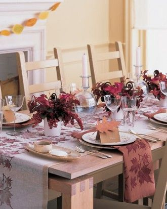 40 Thanksgiving Table Settings That Will Wow Your Guests ...