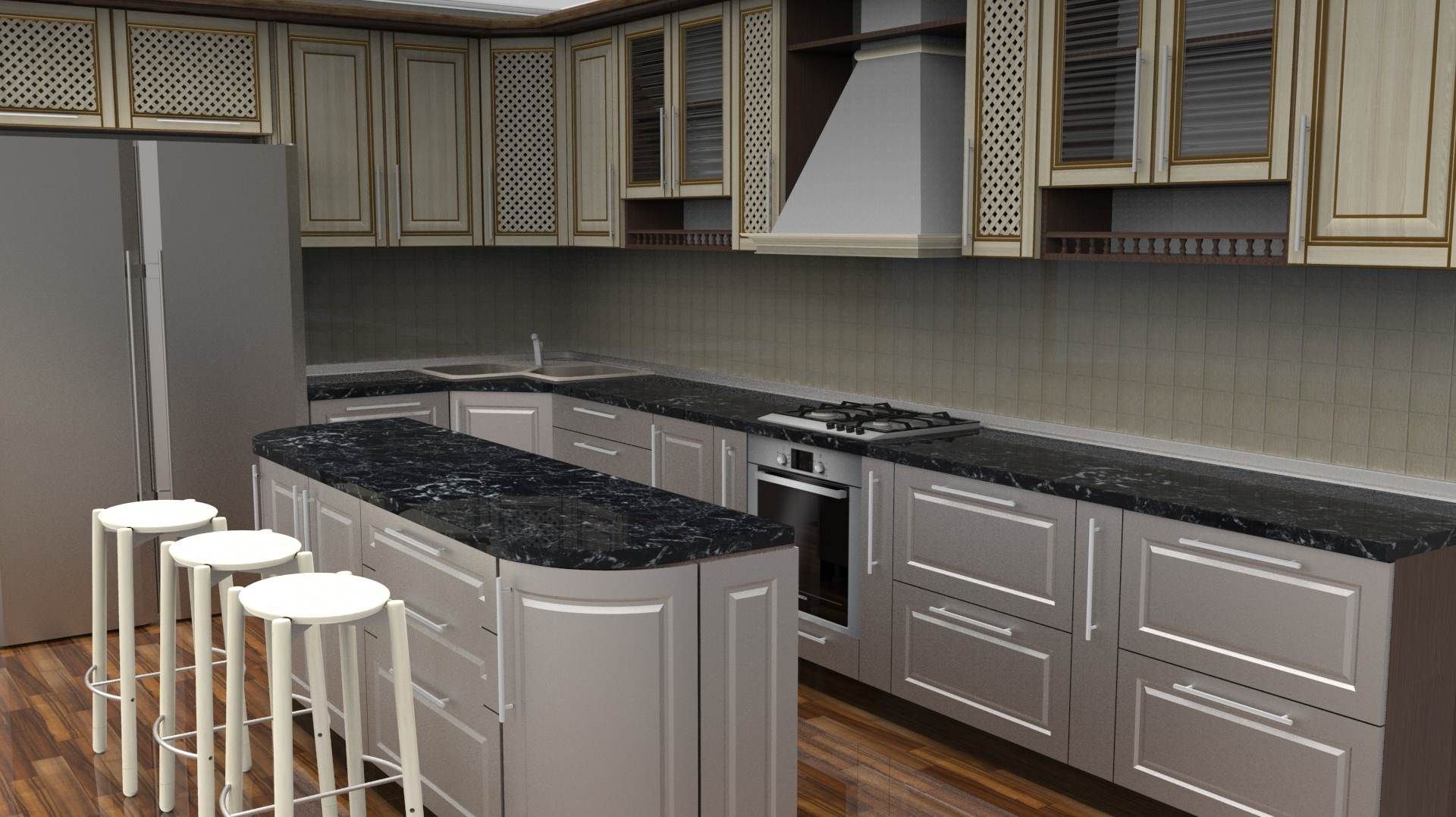 16 Best Online Kitchen Design Software Options Free & Paid  3D Mesmerizing Kitchen Designs Online Design Decoration