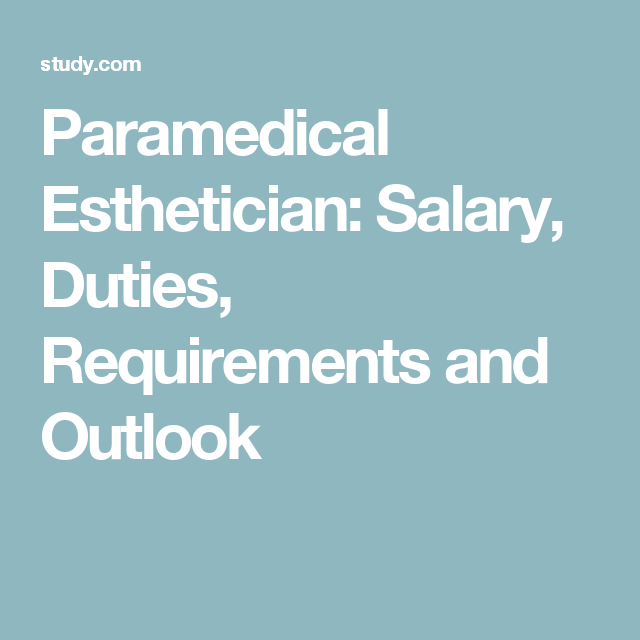 paramedical esthetician: salary, duties, requirements and outlook, Sphenoid