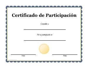 diplomas de participacion para imprimir ms