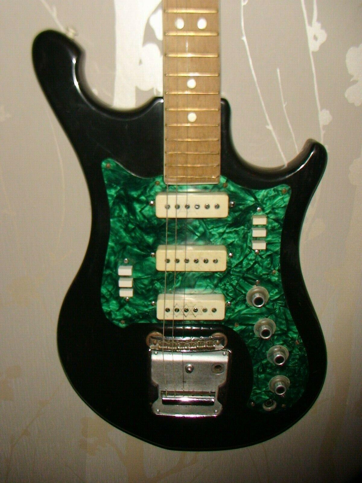 Ural 650 Electric Guitar Ussr Soviet Copy Yamaha Vintage Ebay In 2020 Guitar Electric Guitar Ussr