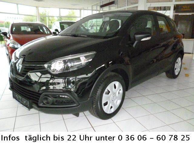 Renault Captur Energy Tce 90 Expression Gebrauchtwagen