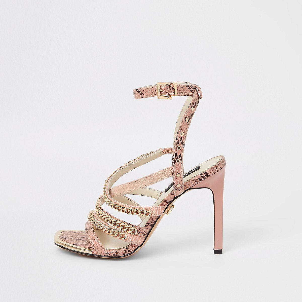 Multi Pink Sandal