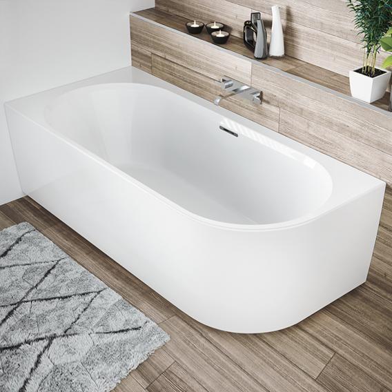 Riho Desire Corner Eck-Badewanne mit Verkleidung ohne Füllfunktion - BD05005 #salledebain