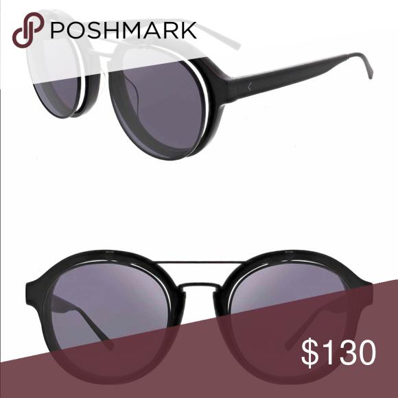 7cba56135dc Kendall   Kylie Round Sunglasses Retro flip flop round sunglasses
