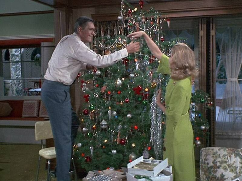 """EPISODE #123 - """"HUMBUG NOT TO BE SPOKEN HERE"""" Original Broadcast: December 21, 1967 - ABC Television Network Written by: Lila Garrett & Bernie Kahn  Directed by: William Asher"""