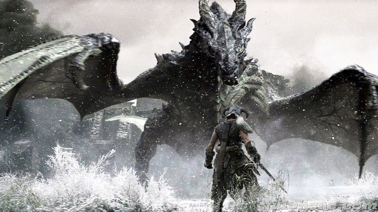 Amazon Gives Away The Release Date Of 'Skyrim' For Nintendo