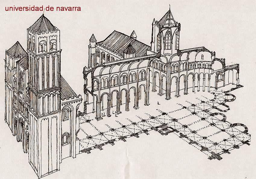 Pin En Catedral Santiago De Compostela 1075