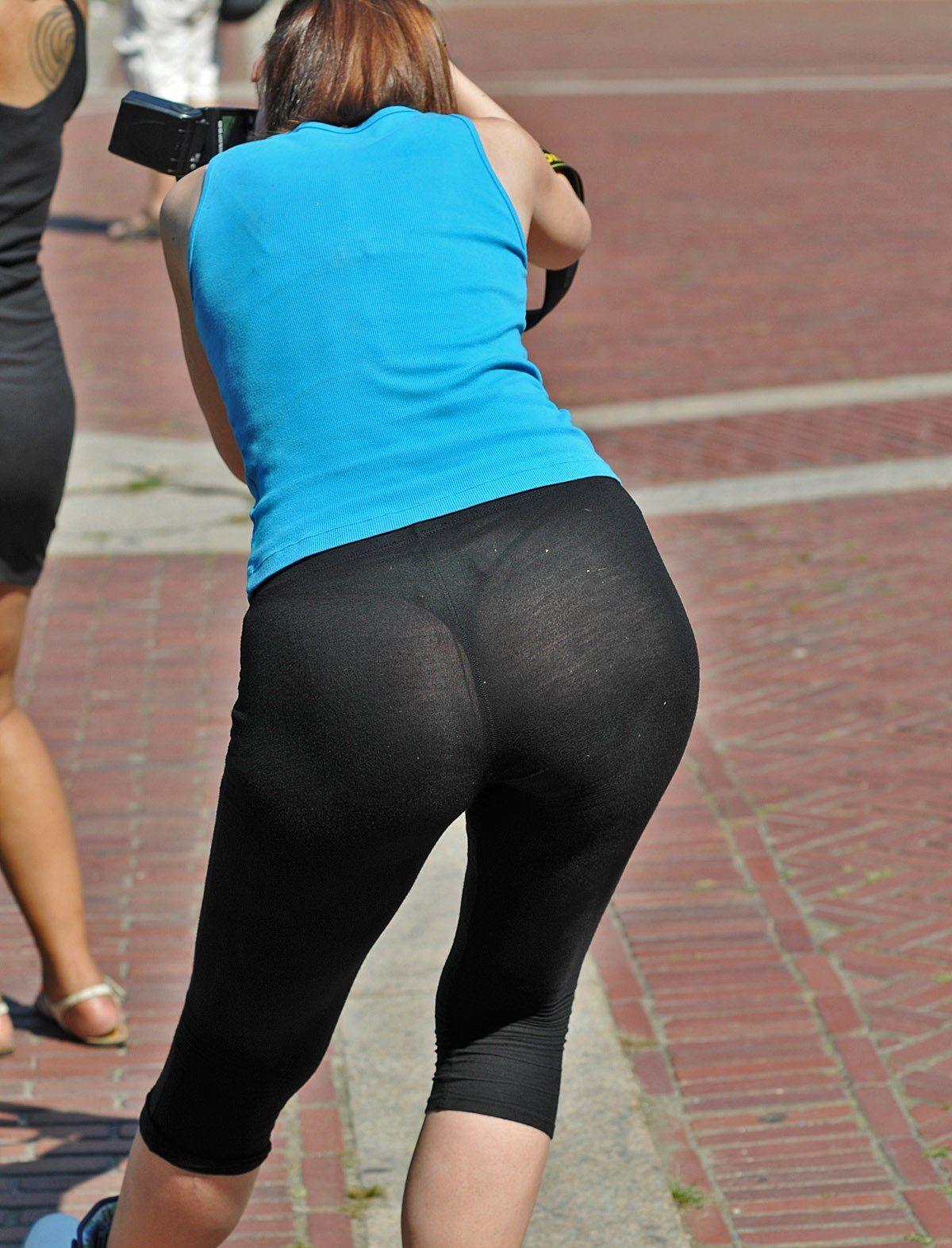 Yoga Pants And Thong : pants, thong, Leggings, Thongs
