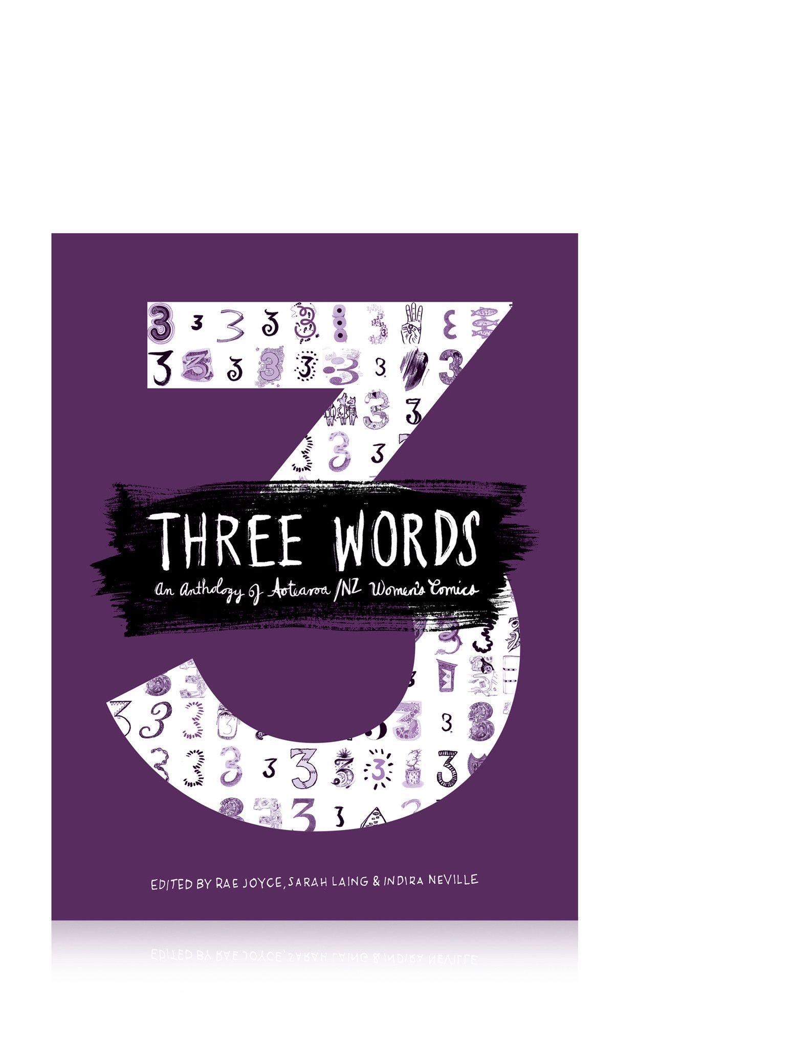 Three words an anthology of aotearoanz womens comics shoe box three words an anthology of aotearoanz womens comics fandeluxe Images