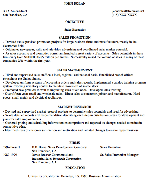 Sales Executive Resume Sample Examples Resume Cv Resume Executive Resume Resume Cv