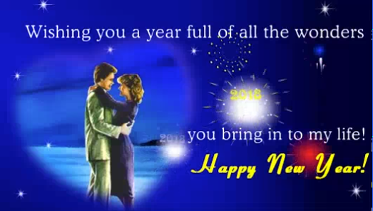 New Year Cute Romantic Wishes Happy New Year Wallpaper Happy New Year Images Happy New Year Quotes