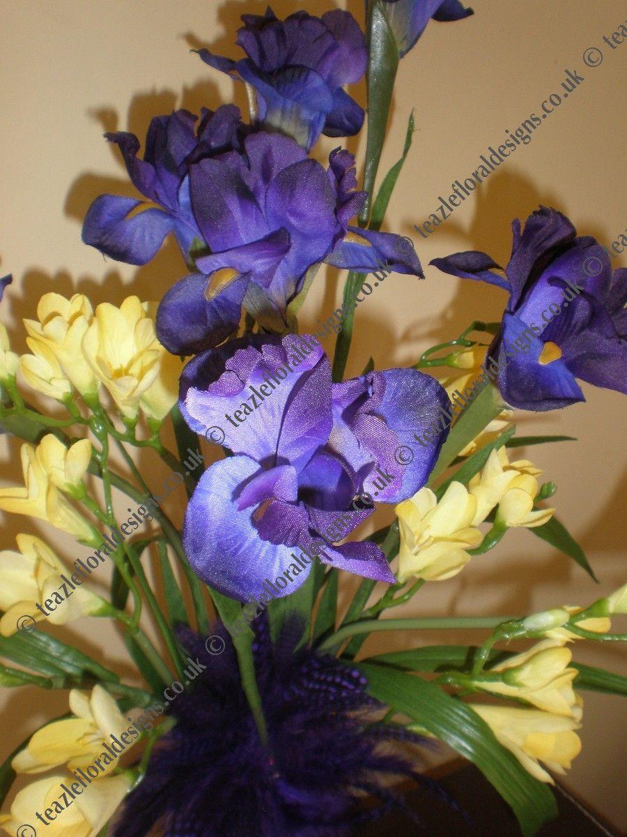 Artificial Silk Flowers Weddings Funerals Christmas Milton Keynes