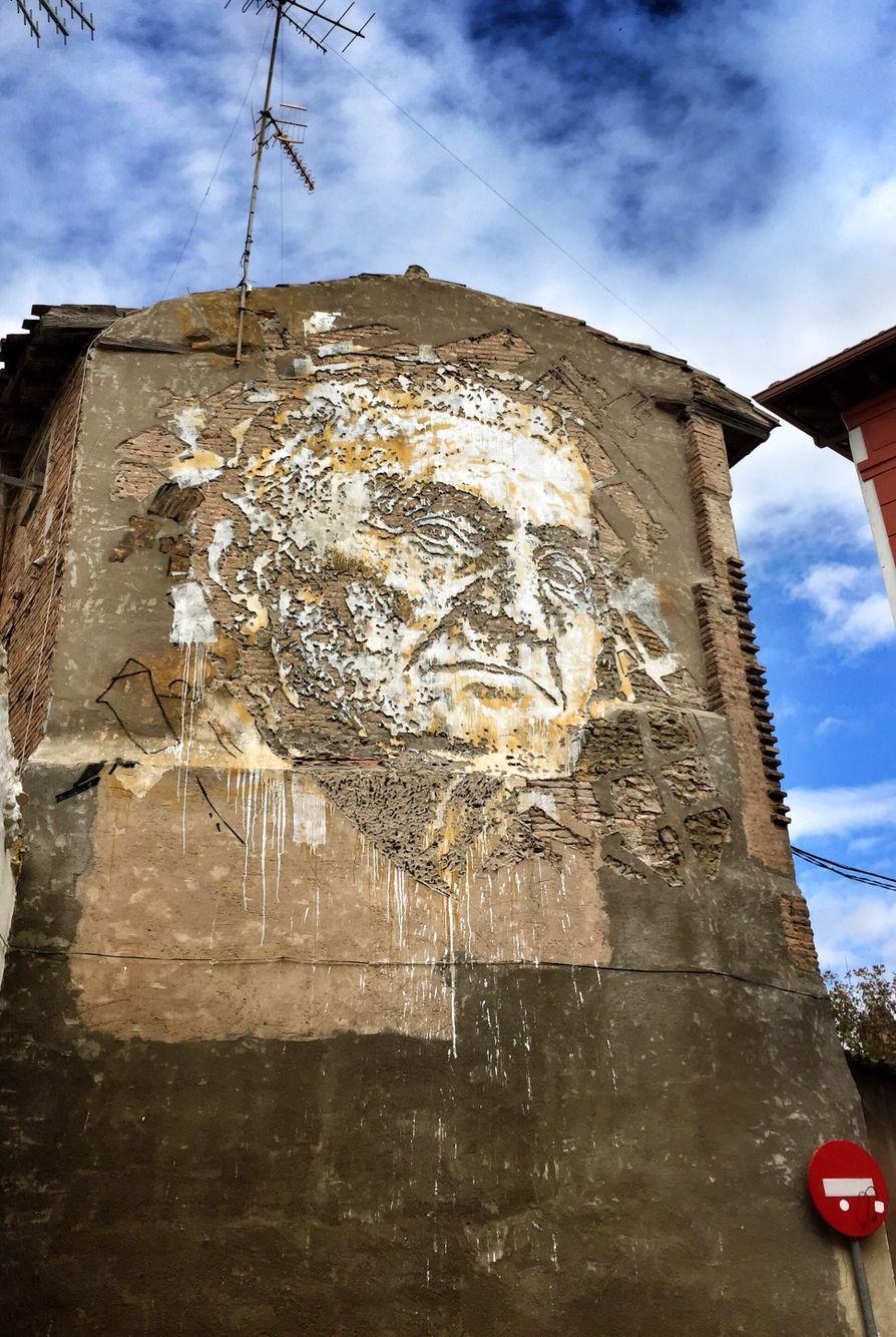 #vilhs #streetart #spain #tudela