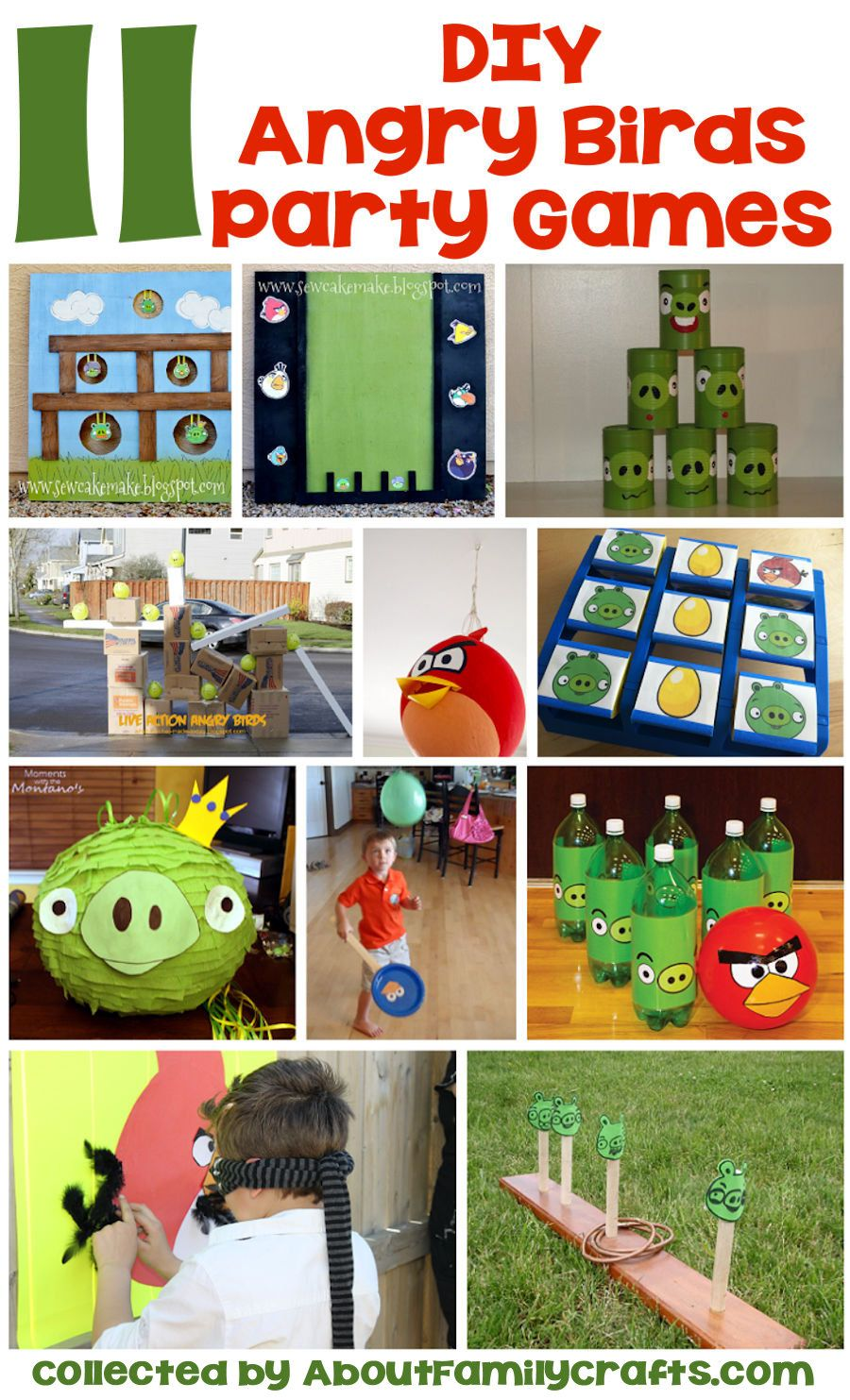 65 diy angry birds party ideas game ideas pinterest bird 65 diy angry birds party ideas solutioingenieria Images