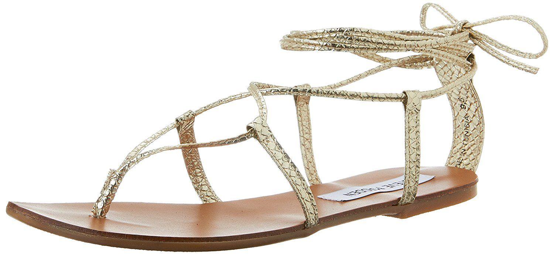 Steve Madden Women's Werkit Gladiator Sandal *** Review more details here - Gladiator sandals