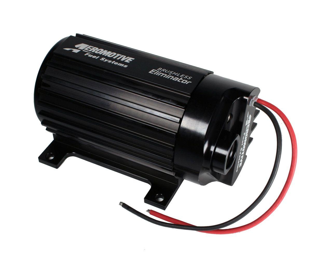 Aeromotive eliminator brushless in line electric fuel pump