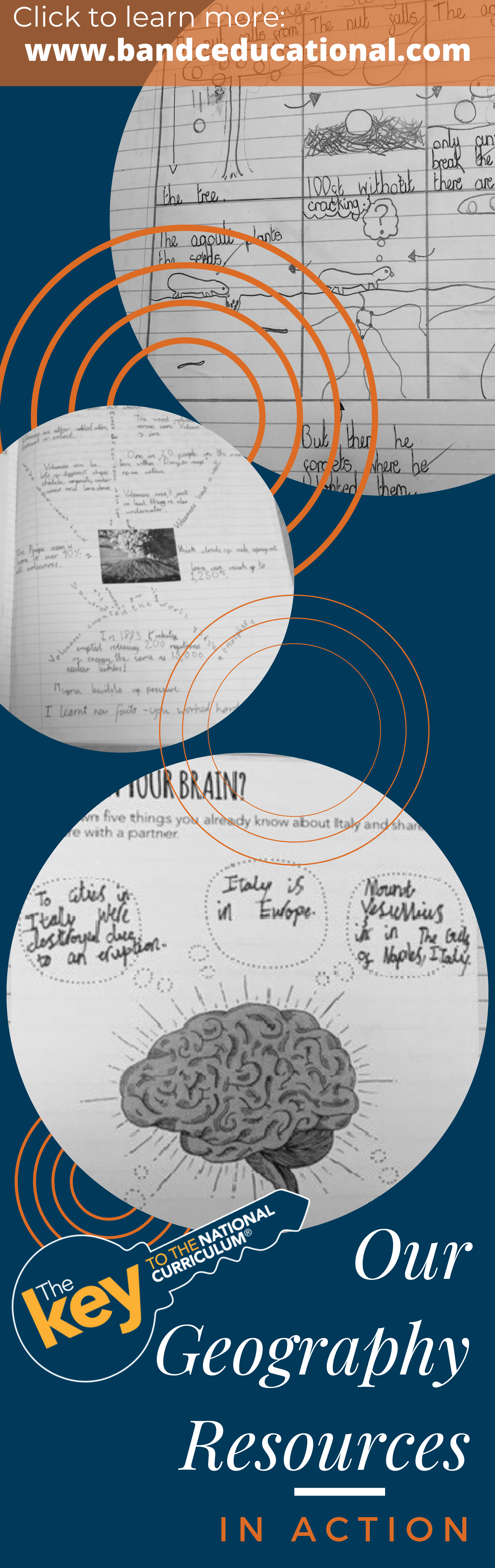 Example Classwork Showing Our Geography Resources In
