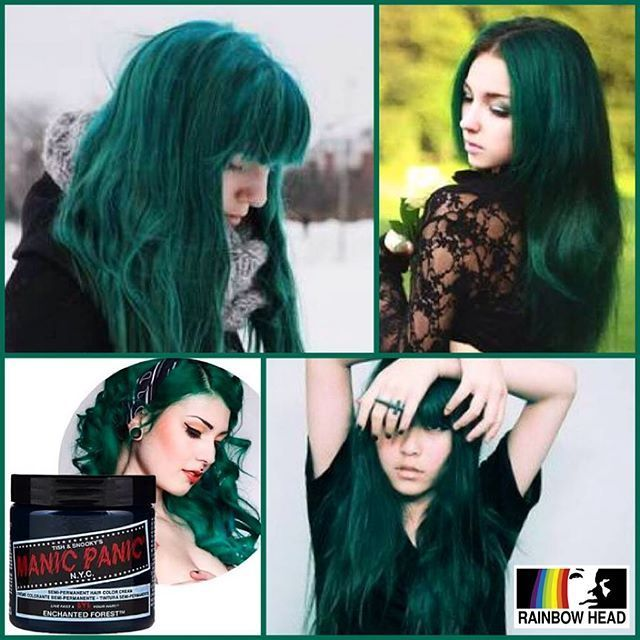Image Result For Manic Panic Enchanted Forest