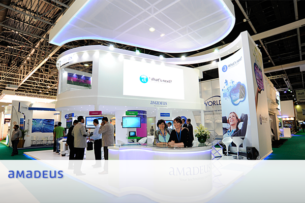 Exhibition Stand In Dubai : Nucleus exhibition llc is a leading stand