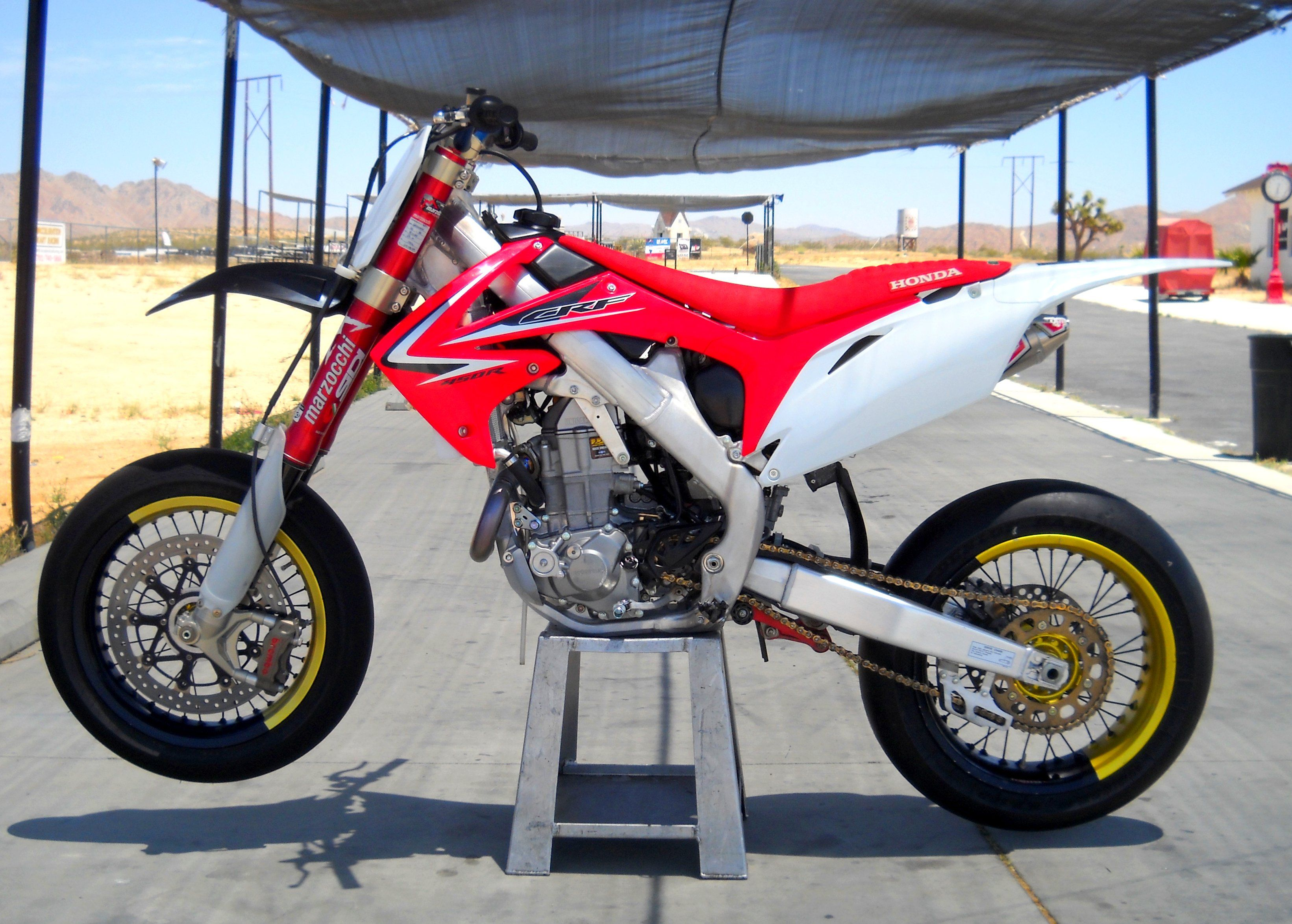 Honda Crf 450 Supermoto Supermoto Honda Honda Supermoto Motorcycle