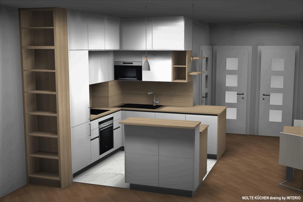 Mala Kuchnia Dla Calej Rodziny Kitchen Inspiration Design Kitchen Inspirations Modern Houses Interior