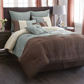 Whole Home Md Lexington 8 Piece Comforter Set Sears Sears Canada My Ideal Bedroom