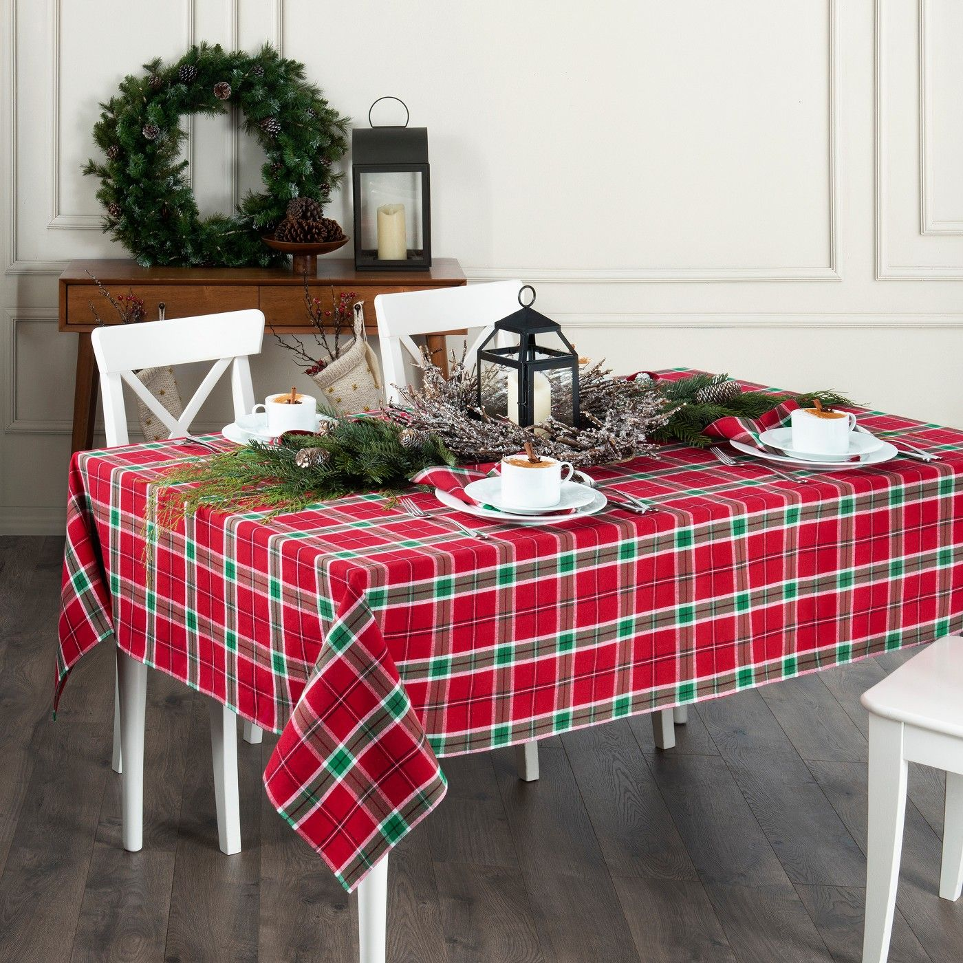 Affiliate Aff, Holiday tablecloths, Elrene home