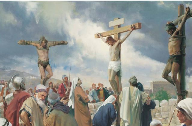 jesus died on the cross lds - Google Search (With images) | Good ...