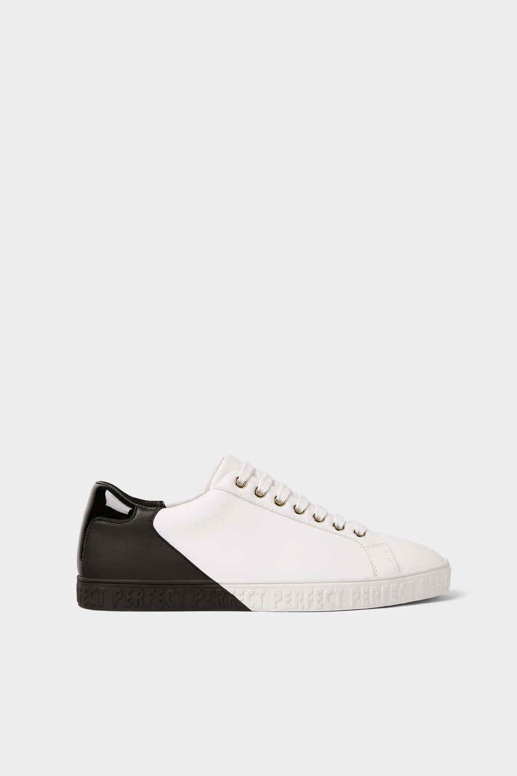 TWO-TONE SNEAKERS-View All-MAN-SHOES