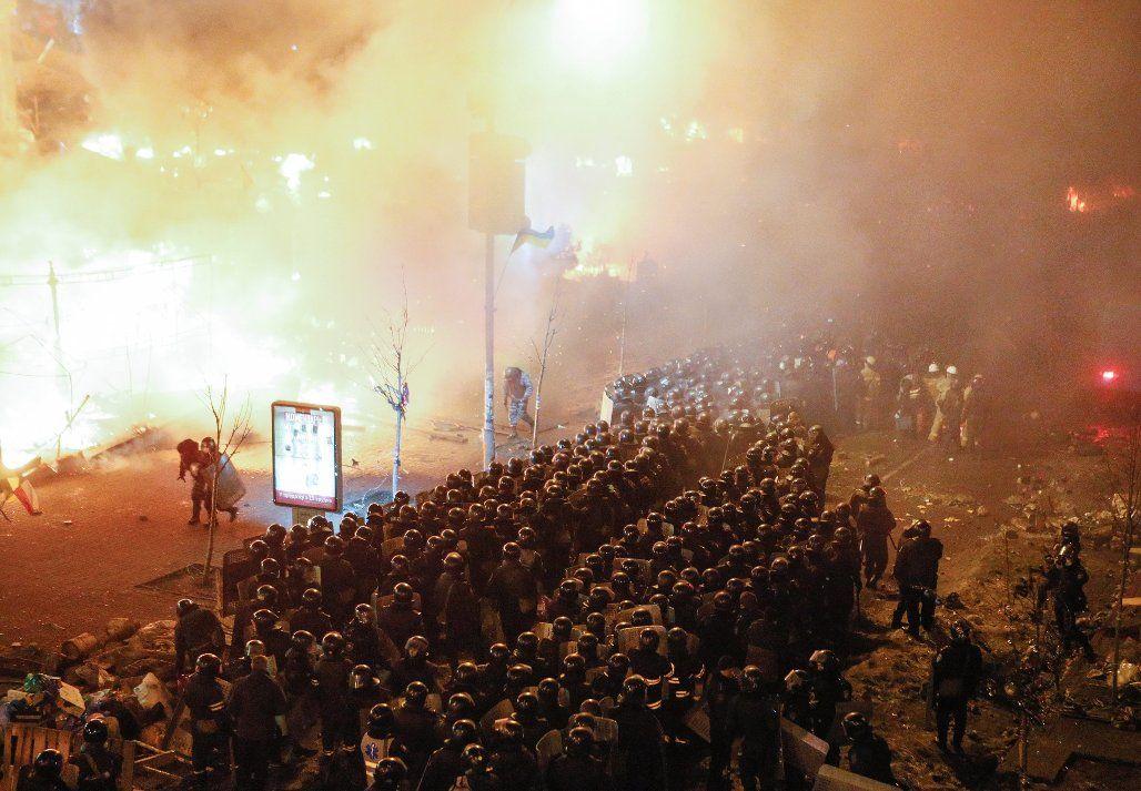 Sergey Dolzhenko - A Batalha de Kiev