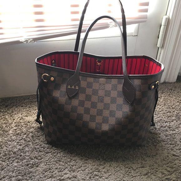 Bolso Louis Vuitton Neverfull Pm