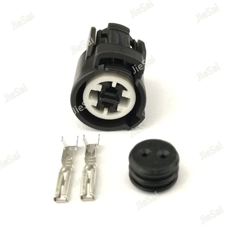 2 Pin 6189-0156 Female Oil Pressure Switch Knock Sensor